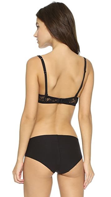 Cosabella Never Say Never Beautie Push Up Bra