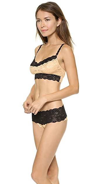 Cosabella Never Say Never Two Tone Soft Bra