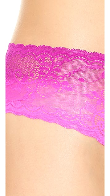 Cosabella Trenta Ombre Low Rise Thong