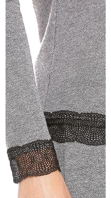 Cosabella Cortina Long Sleeve Top