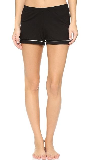 Cosabella Bella Short Sleeve Boxer PJ Set