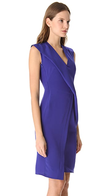 CoSTUME NATIONAL Drape Front Dress