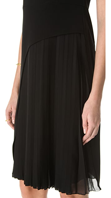 CoSTUME NATIONAL Wide Sleeves Dress