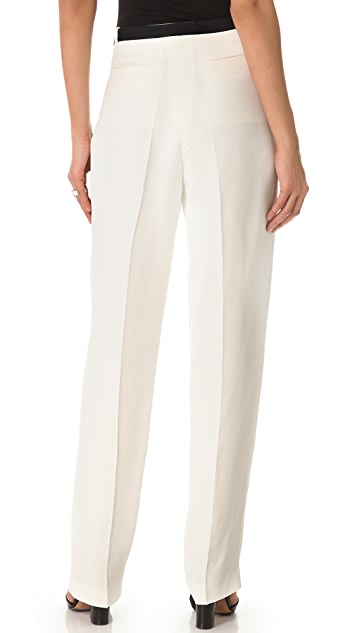 CoSTUME NATIONAL Tux Pants