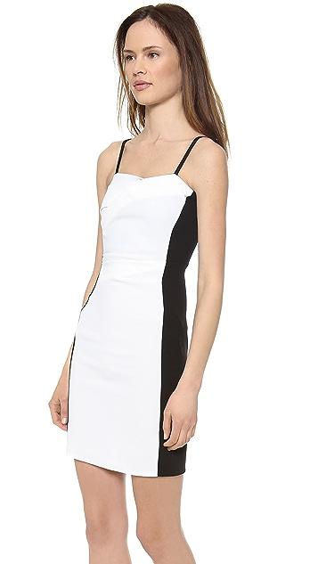 CoSTUME NATIONAL Sleeveless Dress