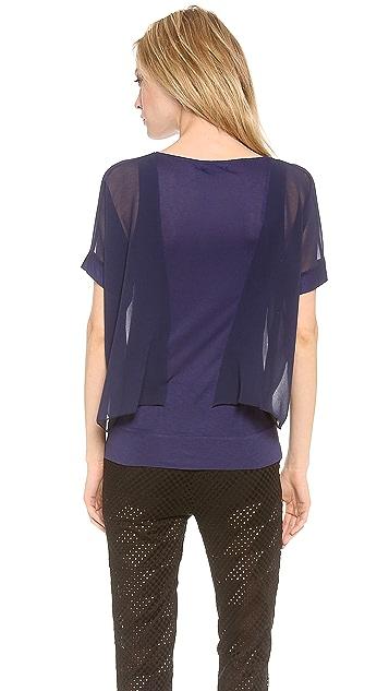 CoSTUME NATIONAL Layered T-Shirt
