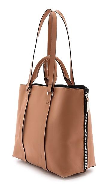 CoSTUME NATIONAL Large Shopping Bag