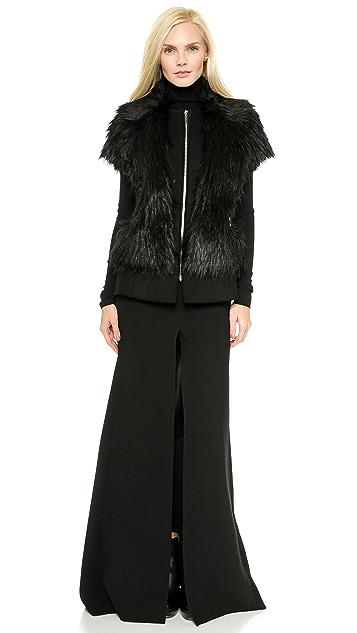 CoSTUME NATIONAL Long Skirt