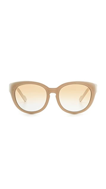 Courreges Oversized Sunglasses