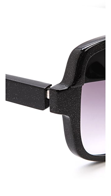 Courreges Gradient Sunglasses