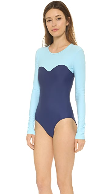 Cover Sweetheart Swimsuit