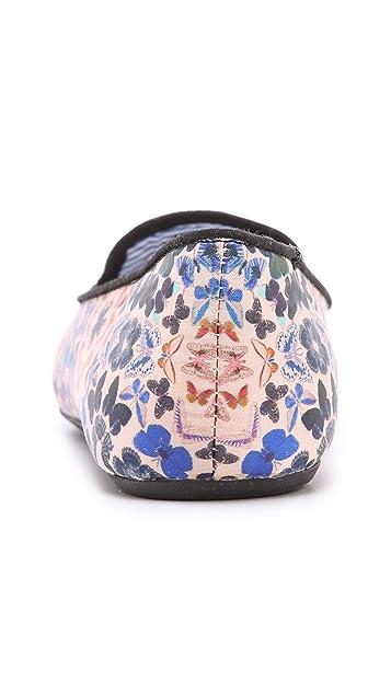 Charles Philip Yasmin Kaleidoscope Flats