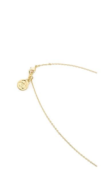 Cloverpost Double Lead Necklace