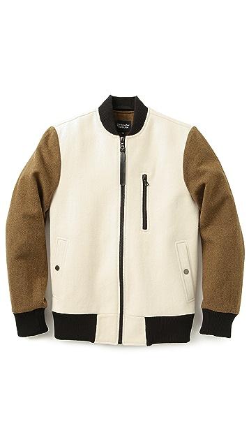 a76eed054 Wool Bomber Jacket