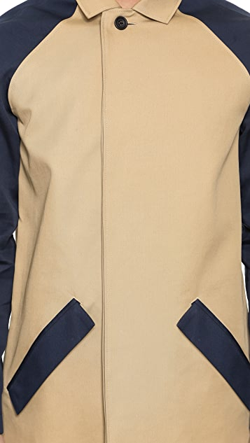 Christopher Raeburn Raglan Mac Jacket