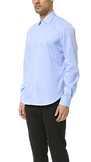 Culturata Point Collar Shirt