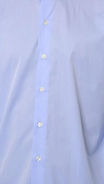 Culturata Spread Collar Shirt