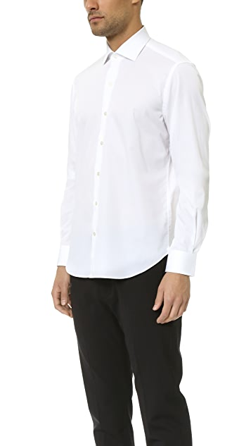 Culturata Spread Collar Shirt