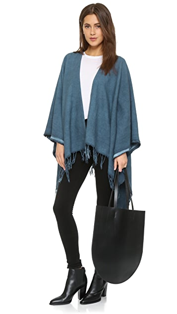 Crippen Cannes Poncho