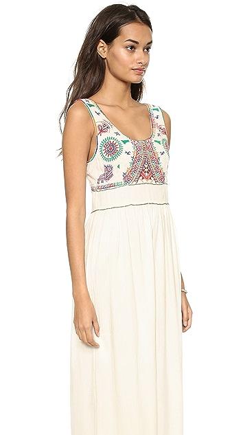 Christophe Sauvat Collection Malibu Sleeveless Cover Up Dress