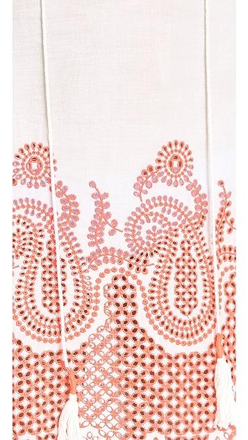 Christophe Sauvat Collection Paisley Tunic