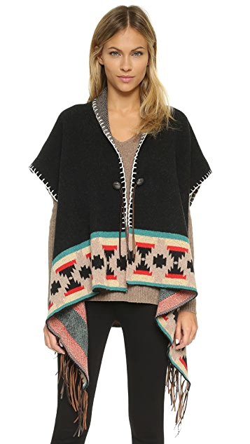 Christophe Sauvat Collection Laurent 15 Poncho