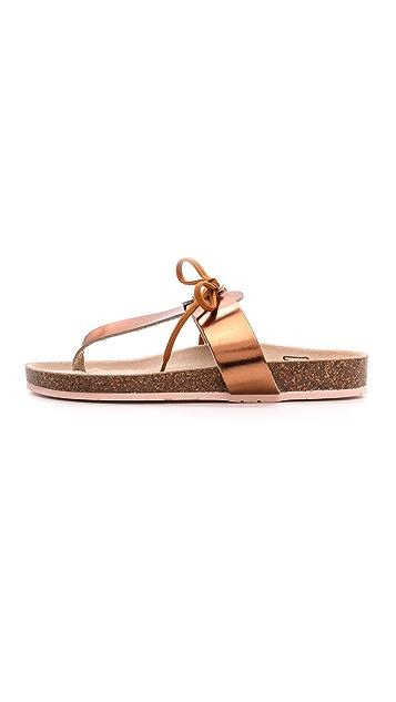 Charlotte Stone Joss Thong Sandals