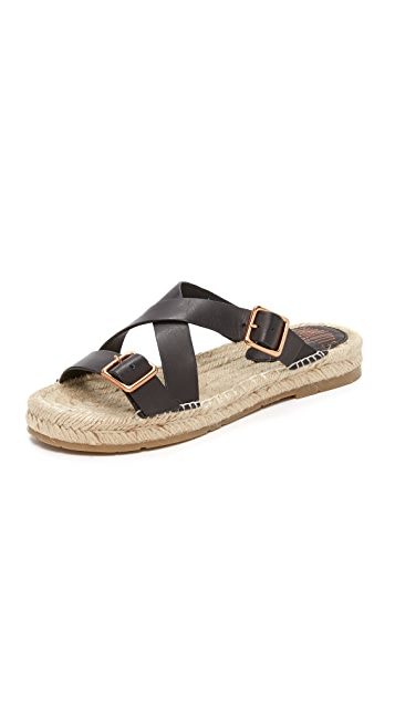 Charlotte Stone Jules Espadrille Sandals