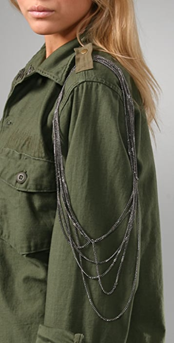 A Common Thread Recycled Vintage Jacket