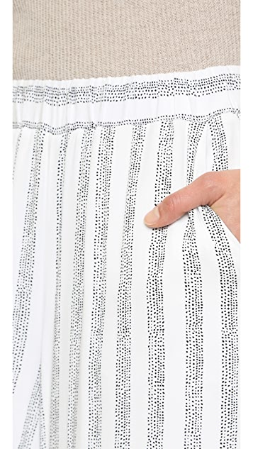 cupcakes and cashmere Bianca Wide Leg Pants