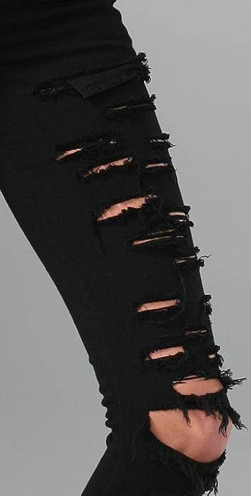 Current/Elliott The Skinny Legging Jeans