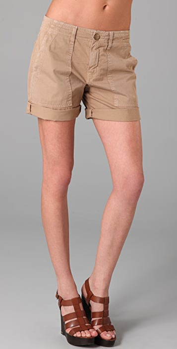 Current/Elliott The Army Shorts