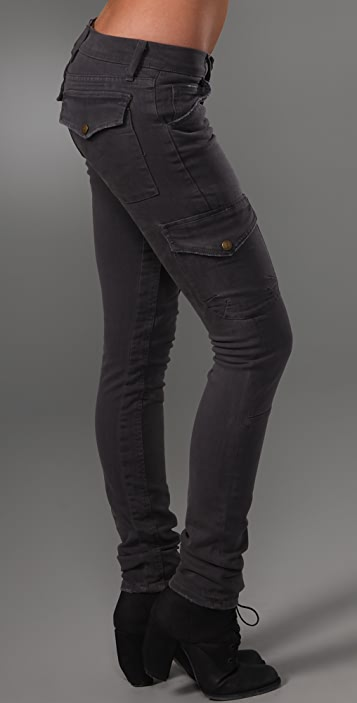 Current/Elliott The Skinny Cargo Jeans