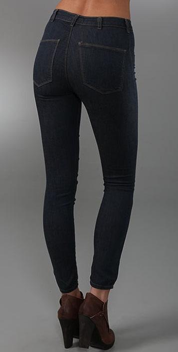 Current/Elliott The Ankle Legging Jeans