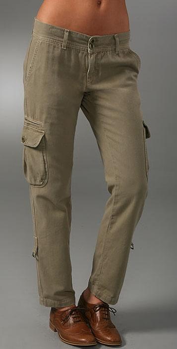 Current/Elliott The Slouchy Skinny Cargo Pants