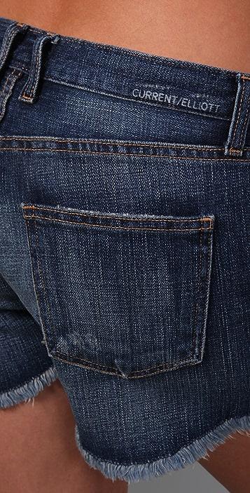 Current/Elliott The Mullet Cutoff Shorts