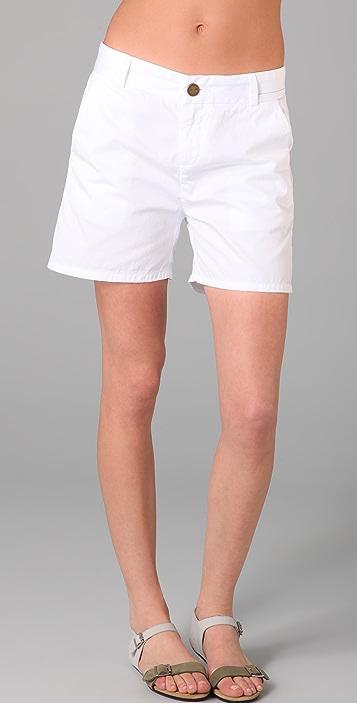 Current/Elliott The Captain Roll Shorts
