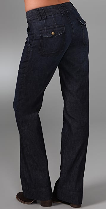 Current/Elliott The Hall Trouser Jeans
