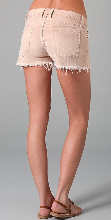 Current/Elliott The Boyfriend Shorts