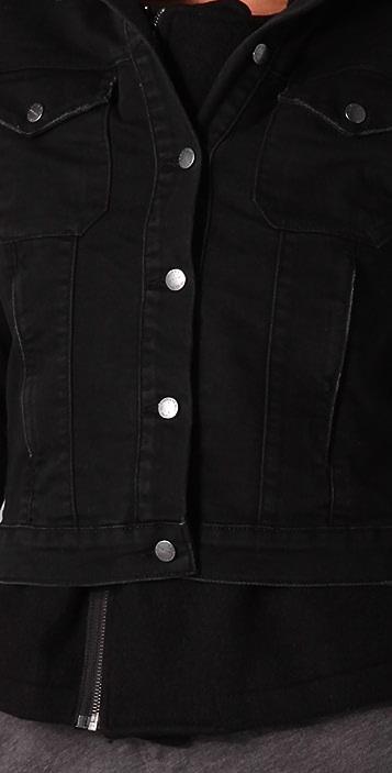 Current/Elliott The Studio Jacket