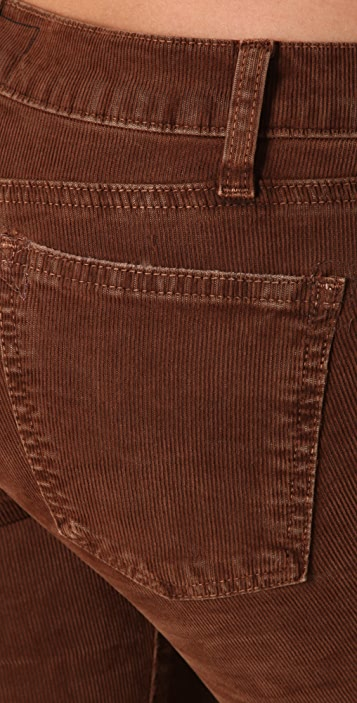 Current/Elliott The Cowboy Corduroy Pants