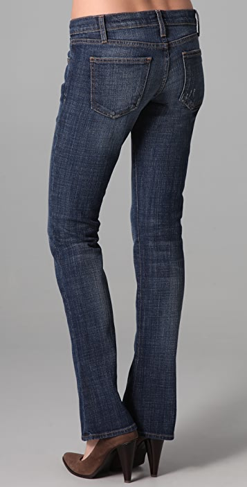 Current/Elliott The Baby Boot Jeans