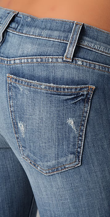Current/Elliott The Lowbell Jeans