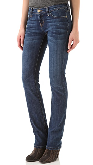 Current/Elliott The Straight Leg Jeans