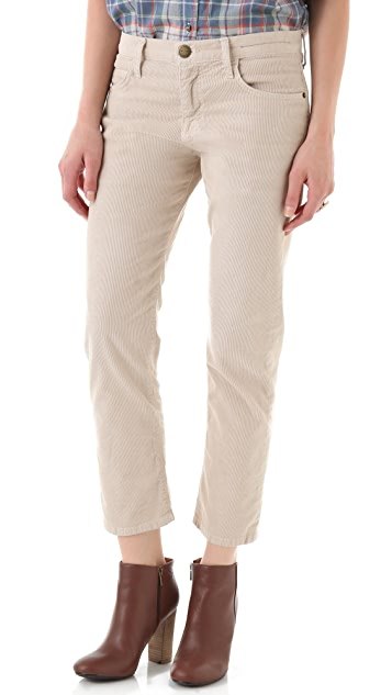 Current/Elliott The Boyfriend Pants