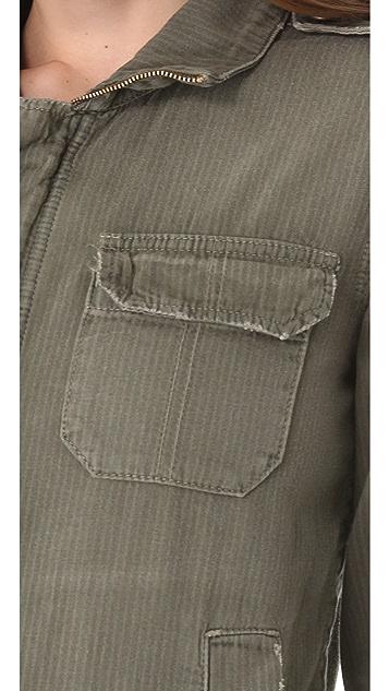Current/Elliott The Battalion Jacket