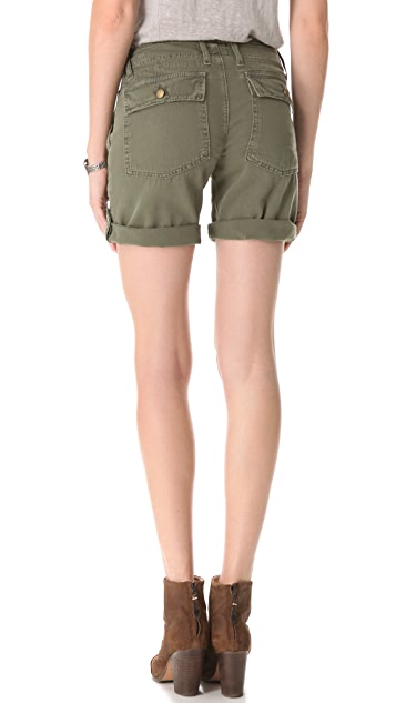 Current/Elliott The Army Bermuda Shorts