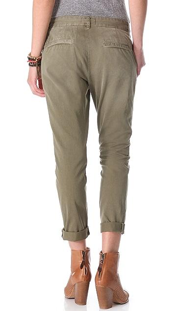 Current/Elliott The Buddy Trouser Pants