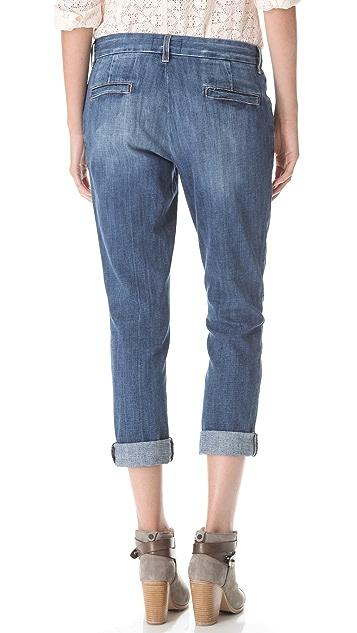Current/Elliott The Buddy Trouser Jeans
