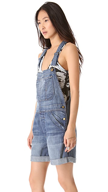 Current/Elliott The Short Overalls
